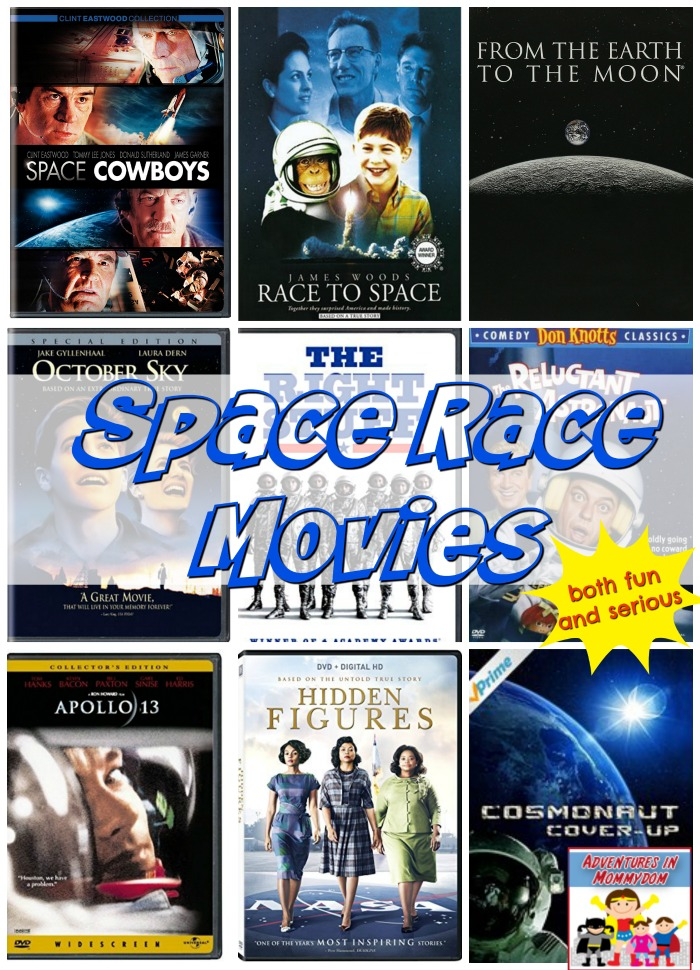 Space Race movies