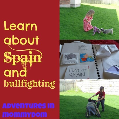 Spain and bullfighting