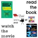 Starship troopers book and a movie 9th 12th