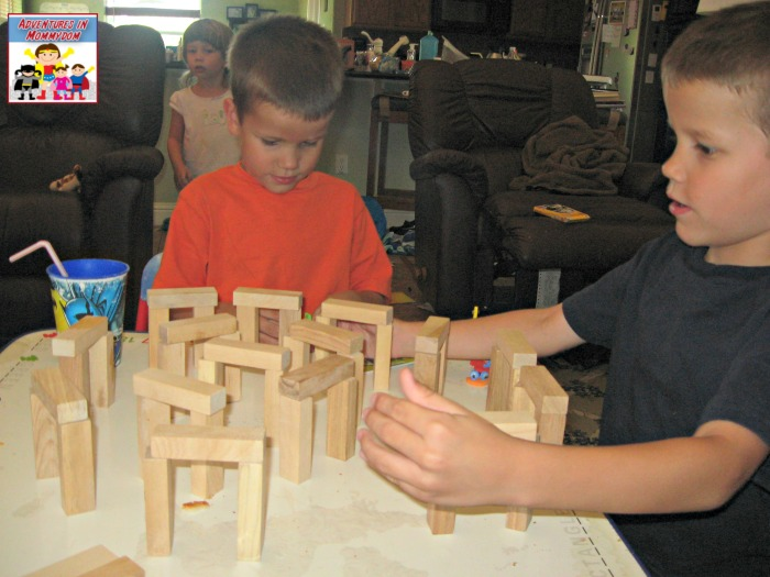 Stonehenge lesson preschool completed