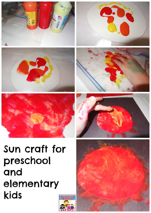 Sun unit make a sun craft