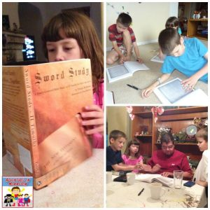 Sword Study, an in-depth Bible Study for all ages.