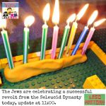 The Lego history of the Maccabean revolt