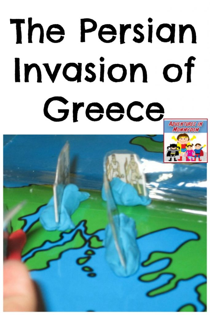 The Persian Invasion of Greece