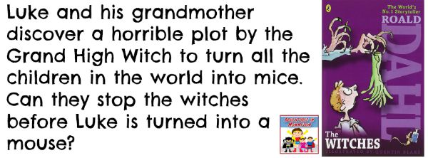 The Witches by Roald Dahl summary