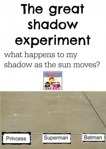 The great shadow experiment