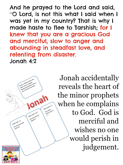 the heart of the minor prophets