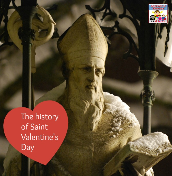 History Of Saint Valentine S Day