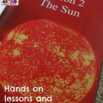 The Sun Unit: hands on projects and an excuse to use chocolate
