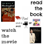 To Kill a Mockingbird book and a movie feature 6th 8th