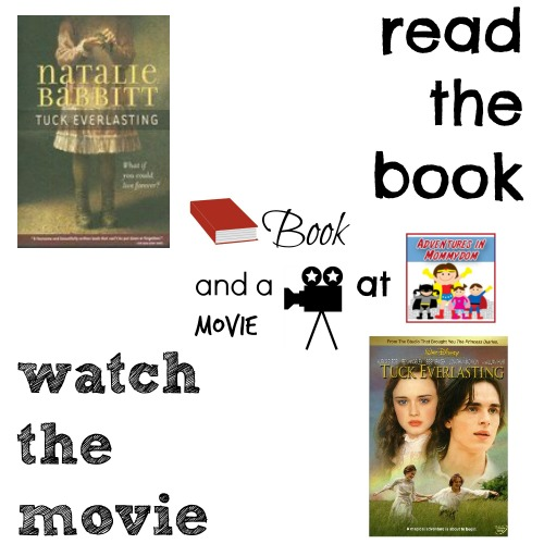 Quotes From Tuck Everlasting Book With Page Numbers: Tuck Everlasting Book And Movie Night