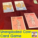 Unexploded Cow game for fun
