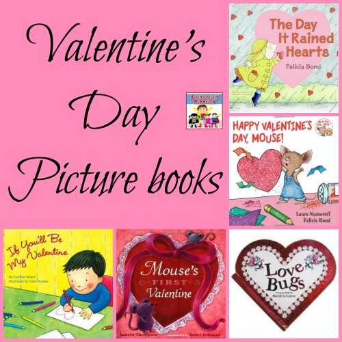 Valentine's Day picture books
