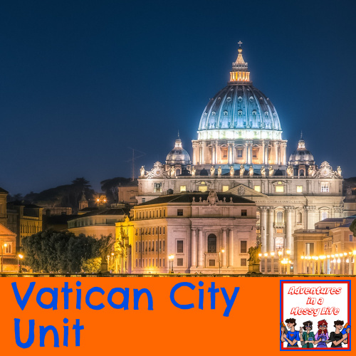 Vatican City Unit Europe geography 10th