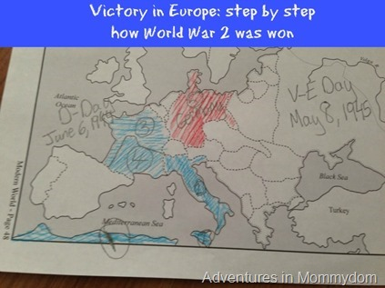 Victory in Europe, how World War 2 was won