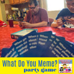 What do you meme party game large groups