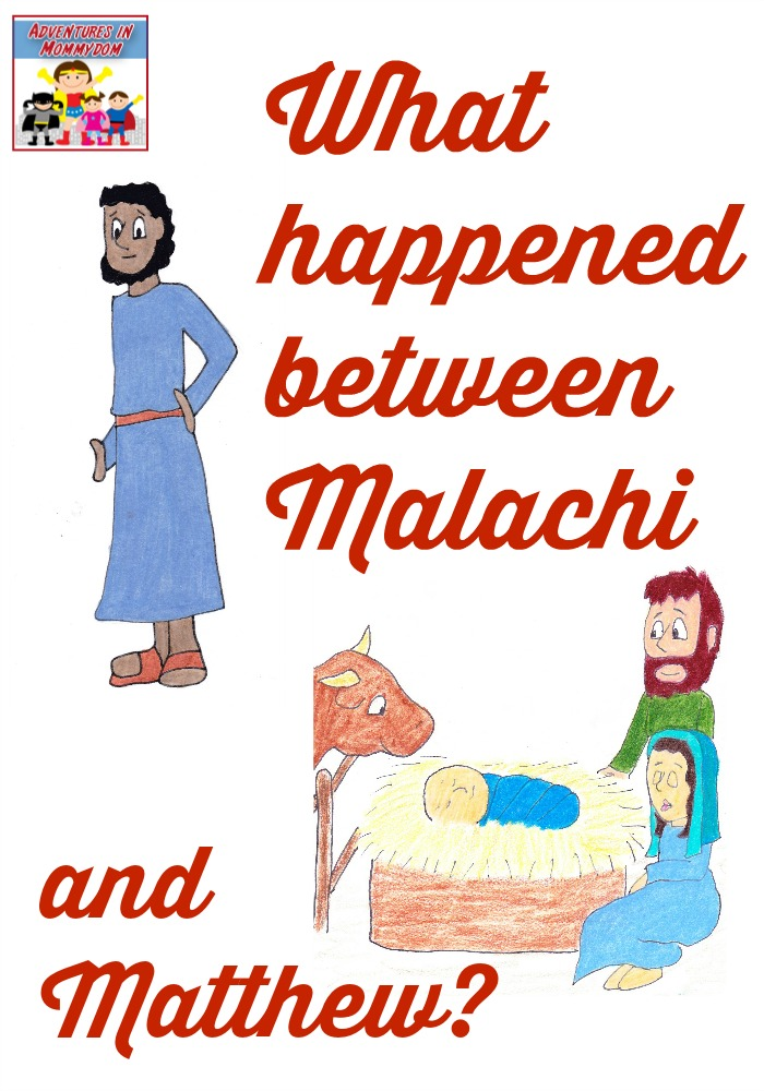 what happened between Malachi and Matthew