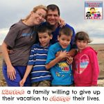 Why go on a family mission trip?