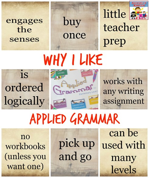 Why I like Applied Grammar