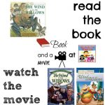Wind in the Willows book and a movie feature