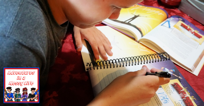 Word in Motion homeschool Bible curriculum