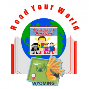 Wyoming state study notebooking pages and lapbooking pieces geography United States