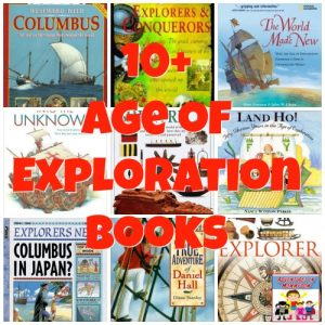 10+ Age of Exploration books