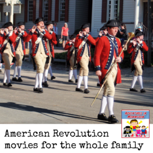 american revolution movies for all ages