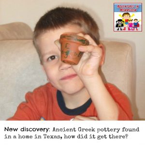 Ancient Greeks for preschool
