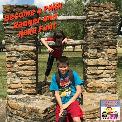 become a junior park ranger and have fun