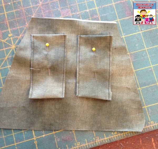belt pouch back sewing