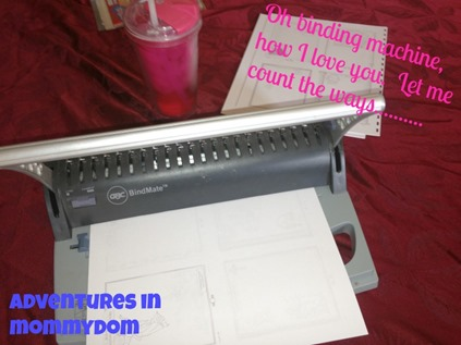 binding machine