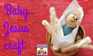 birth of Jesus lesson craft