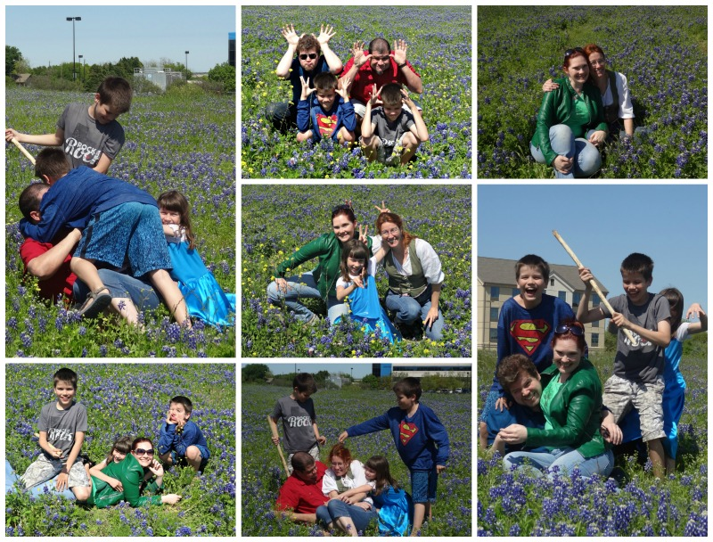 bluebonnet silly groups