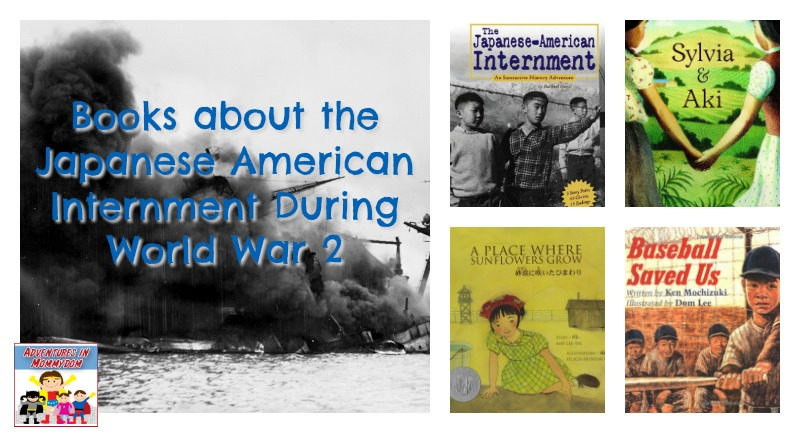 books about the Japanese American internment during World War 2 for kids