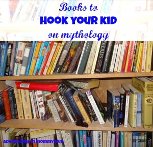 books to hook your kid on mythology