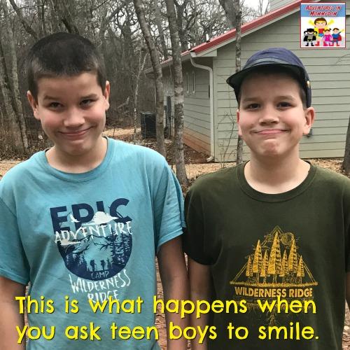 boys turn 13