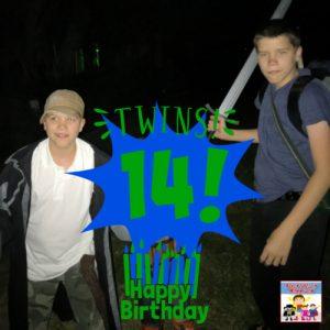 boys turn 14
