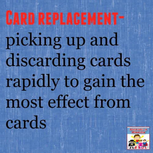 card replacement