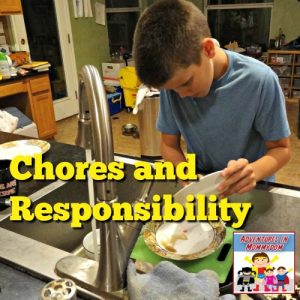 My kids do chores without complaining, yours can too