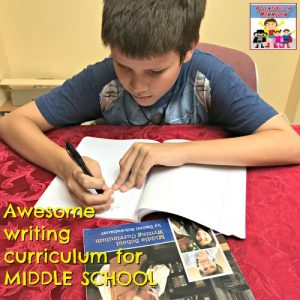 How to have fun teaching writing to your middle schooler
