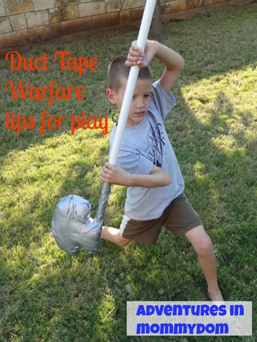 duct tape warfare tips for play