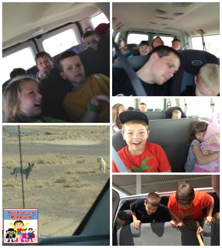 family mission trip