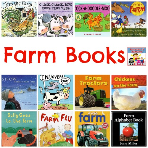 farm book list