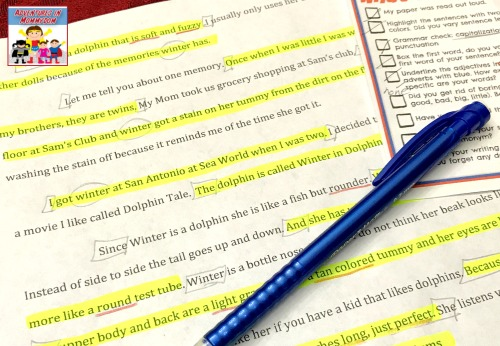 final steps of editing your paper