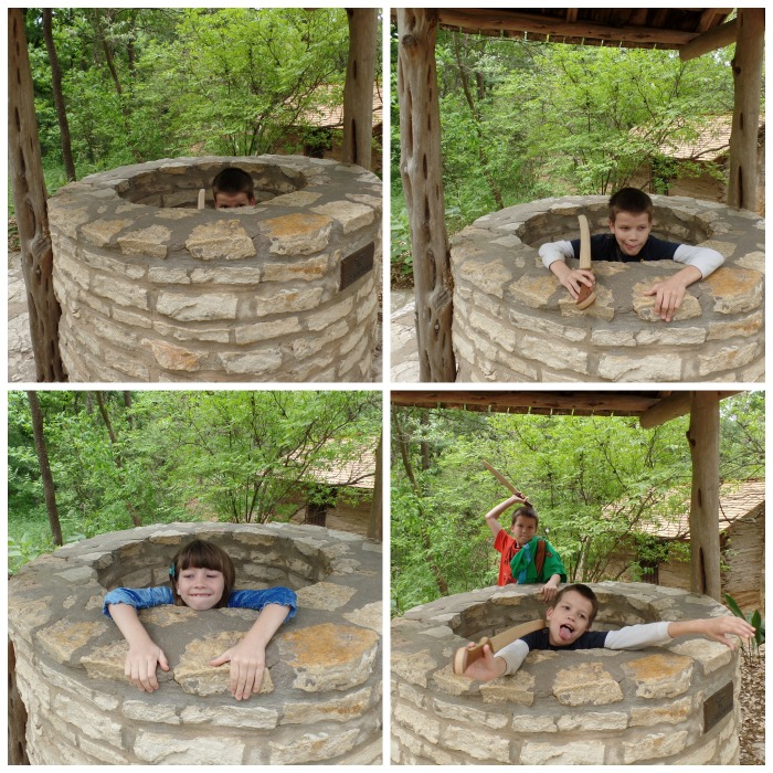 fun in the well