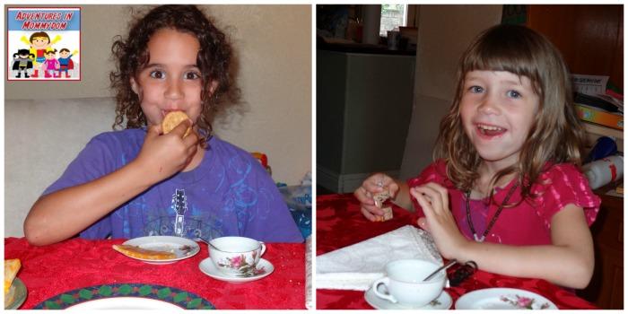 green tea cookies still a hit