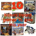 10 history board games to give this year