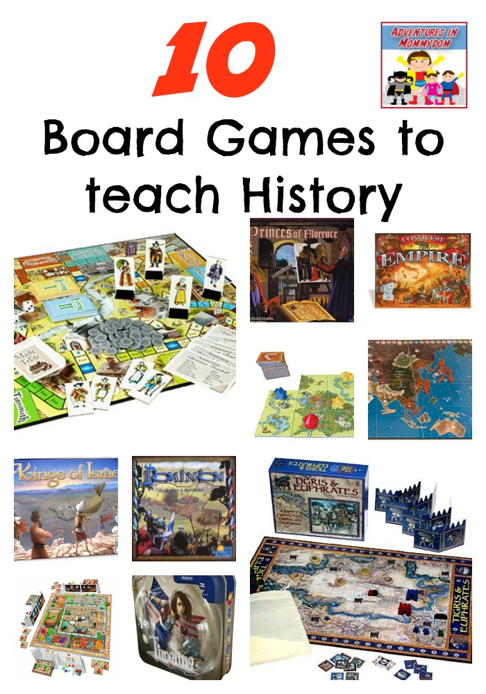 history board games