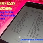 History Rocks curriculum review